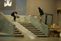 Nyjah Huston - Run & Gun