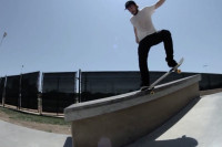 David Reyes - Manhattan Beach Skatepark