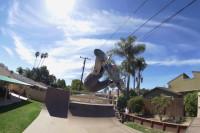 Brad McClain - Ventura Backyard Miniramp