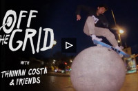 Thaynan Costa - Off The Grid