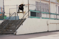 Tyson Bowerbank - Almost Skateboards