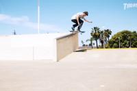 "Yuri Facchini - Almost Skateboards ""3am"" ROUGH CUT"