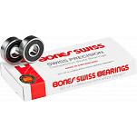 Bones® Swiss Skateboard Bearings 8 pack