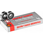 "Bones® Swiss ""L2"" Skateboard Bearings 8 pack"