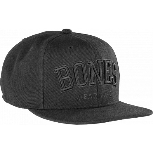 Bones Bearings Emphasis Team Only Snapback Cap