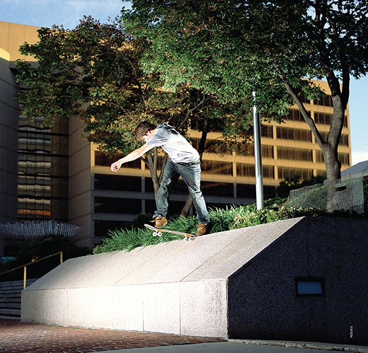 Bobby Worrest, Back tail (2007)