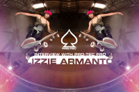LIZZIE ARMANTO INTERVIEW - CCS