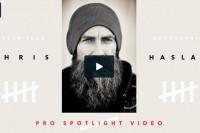 Chris Haslam - RAW Pro Spotlight