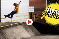 Jamie Foy - Raw Am Scramble Footage