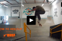 Jordan Hoffart - TWS How to Heelflip