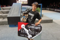 Sean Malto Wins Street League!