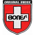 Bones Bearings Swiss Shield Patch Single