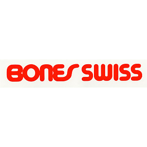 Bones Swiss Bearing Type Sticker Single
