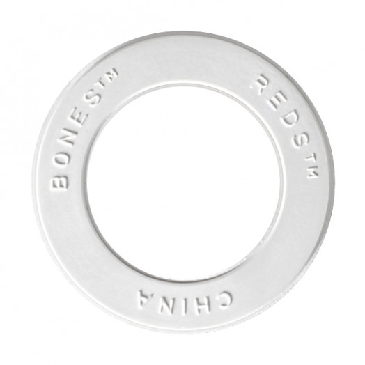 Bones® Ceramic Super REDS® Bearing Replacement Shields (4 pack)