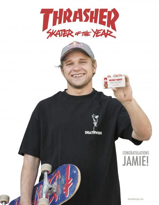 Jamie Foy
